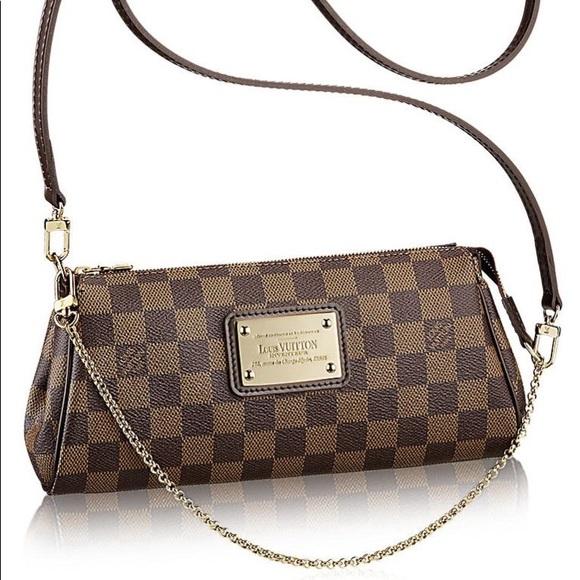 Louis Vuitton Handbags - LOUIS VUITTON EVA CLUTCH